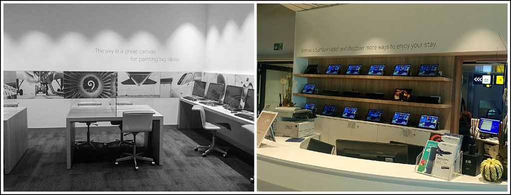 Brussels Airlines Lounge