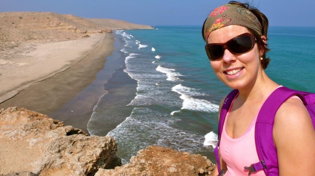 Kystvandring i Oman