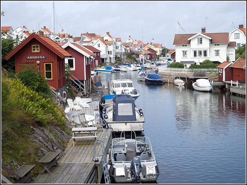 Bohuslän i Sverige