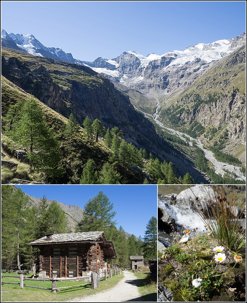 Cogne, italienske alper
