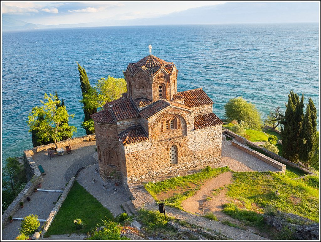 St. John of Kaneo, Makedonia