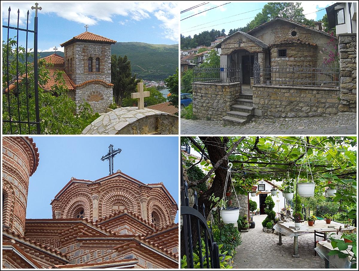 Det finnes 365 kirker i Ohrid
