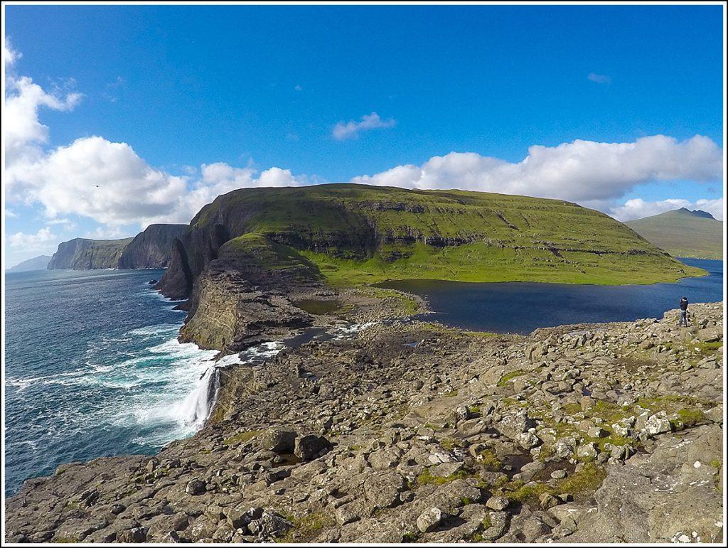 Bøsdalafossur Færøyene