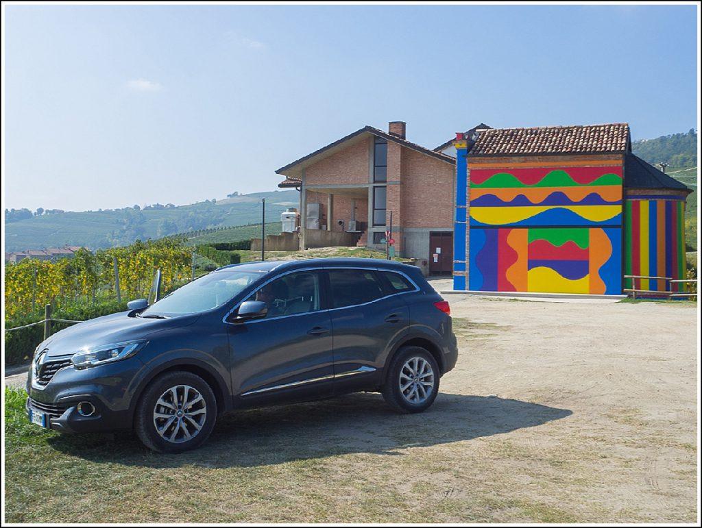 Leie av bil i Italia