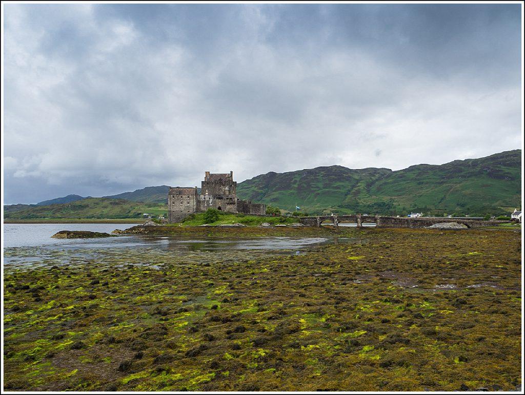 Eilean Donan Slott i Skottland