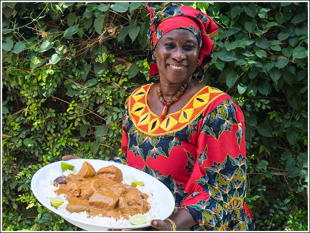 Ida Cham Homecooking in Gambia