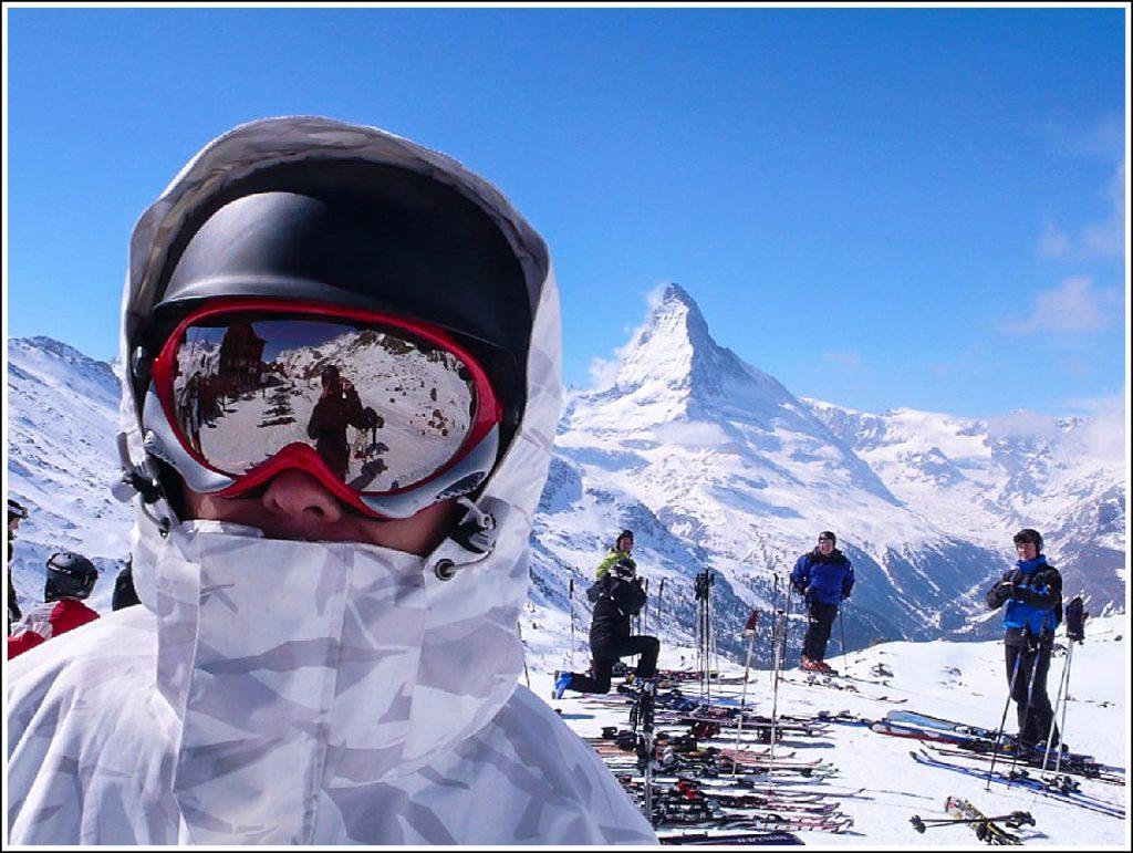 Matterhorn, Sveits