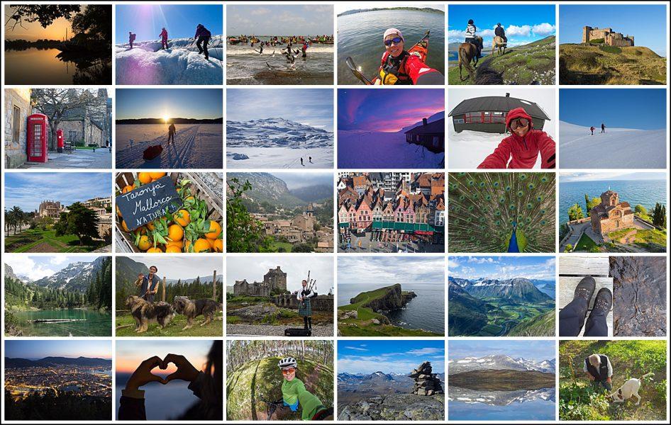 Reiseåret 2016 GlobetrotterElisa
