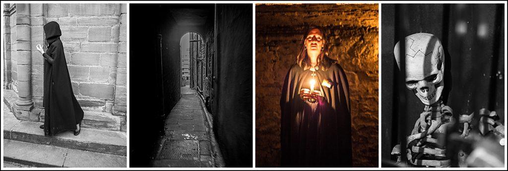 Spøkelsestur i Edinburgh