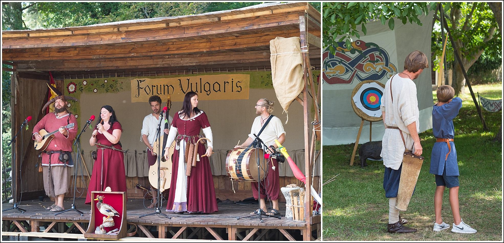 Middelalderfestival Visby, Gotland