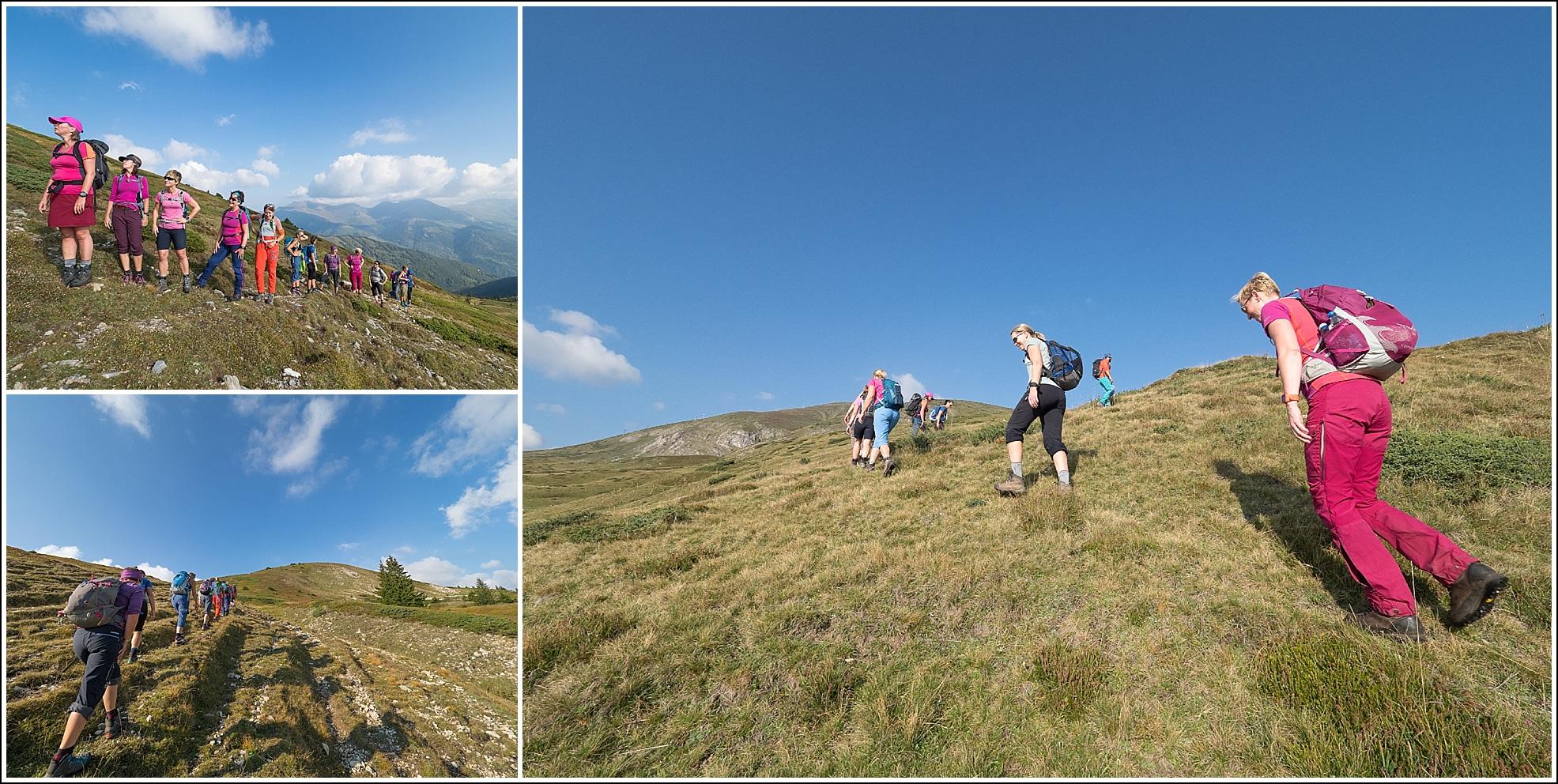 4d5db72b Denne turen går ikke bare til Makedonias nest høyeste topp, men også over  landets 3. høyeste topp, Bakardan på 2.704 moh. Turen går derfor litt opp  og ned ...